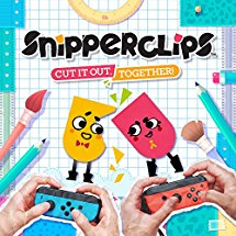 Snipperclips Cut it out cover art