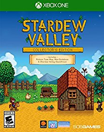 Stardew Valley Xbox One box art
