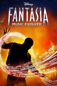 Fantasia Music Evolved box art